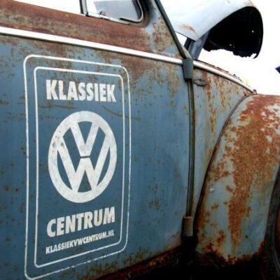 Logo Klassiek VW Centrum