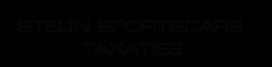 Logo Steijn Sportcar Taxaties