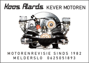 Logo Koos Alards Kevers